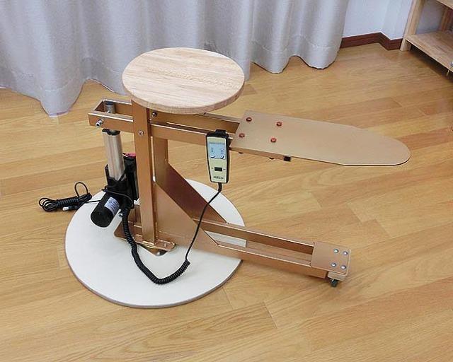 乗りかえ君 【車椅子移乗装置】【ひとりでラクラク】【立ち上がりベッド】