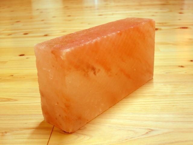 ヒマラヤ岩塩 レンガ 5個セット