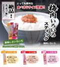 梅肉いろいろスティック (はちみつ) 10g×30本