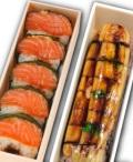 冬のごちそう 丸棒寿司2本セット 冷凍