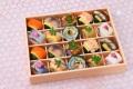 季節の手鞠わさび葉寿司 春(20個)冷蔵