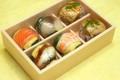 手鞠わさび葉寿司 (6個×2個セット)