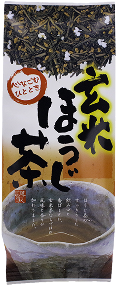 玄米ほうじ茶 400g入