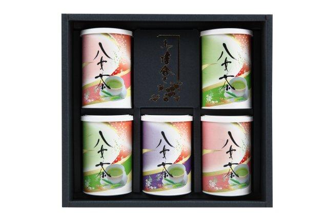 八女茶缶5本セット