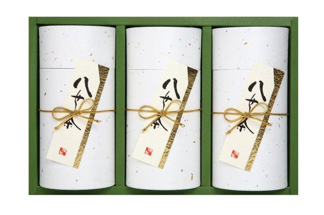 八女茶薫3本セット