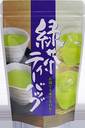 緑茶ティーバッグ 5g×10パック入