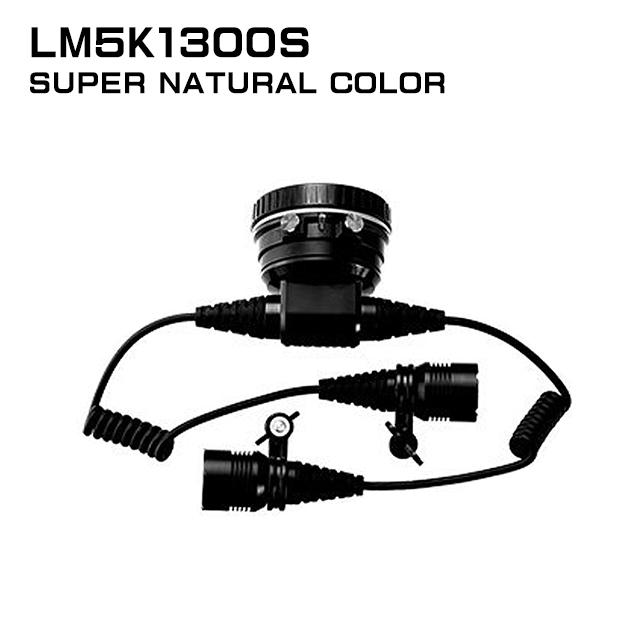 【RGBlue】 ライトモジュール LM5K1300S(スーパーナチュラルカラー)2灯