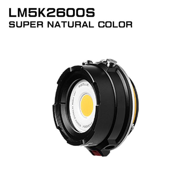 【RGBlue】 ライトモジュール LM5K2600S(スーパーナチュラルカラー)