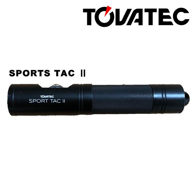 【TOVATEC】防水スポーツタックUSBスポットライト