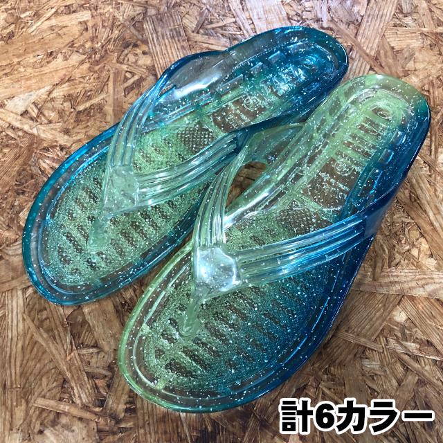 【ギョサン】手染めレディスMサイズ(約22-23.5cm)