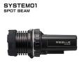 【RGBlue】 System01 スポットビーム/標準バッテリーモデル