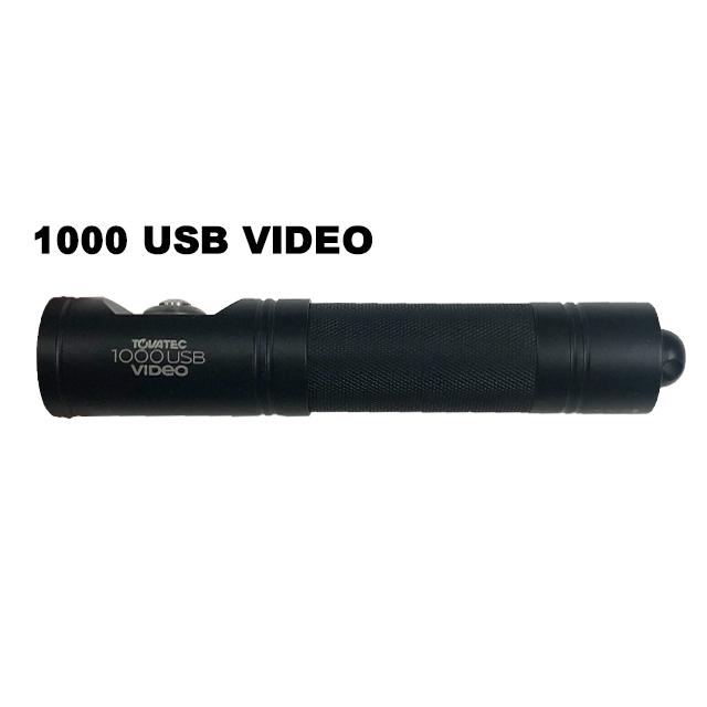 【TOVATEC】防水USBビデオライト1000ワイド