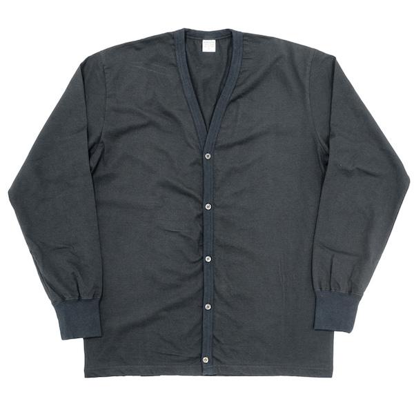 3-PLY Cardigan Black