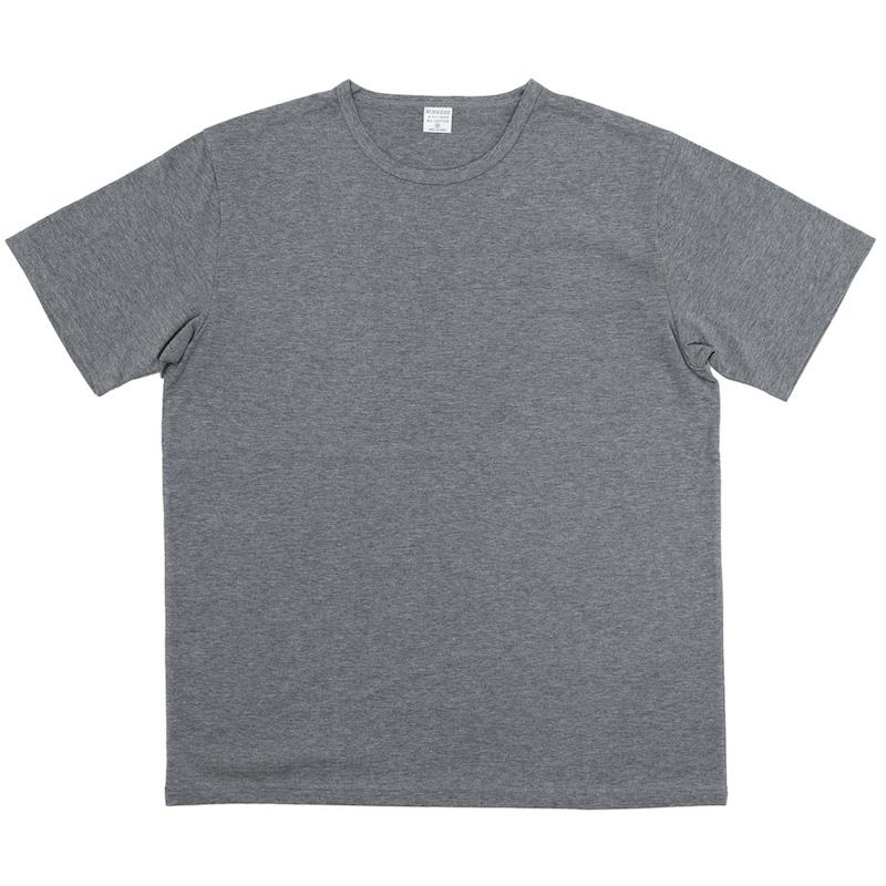 3-PLY Tee Slim Fit C Grey