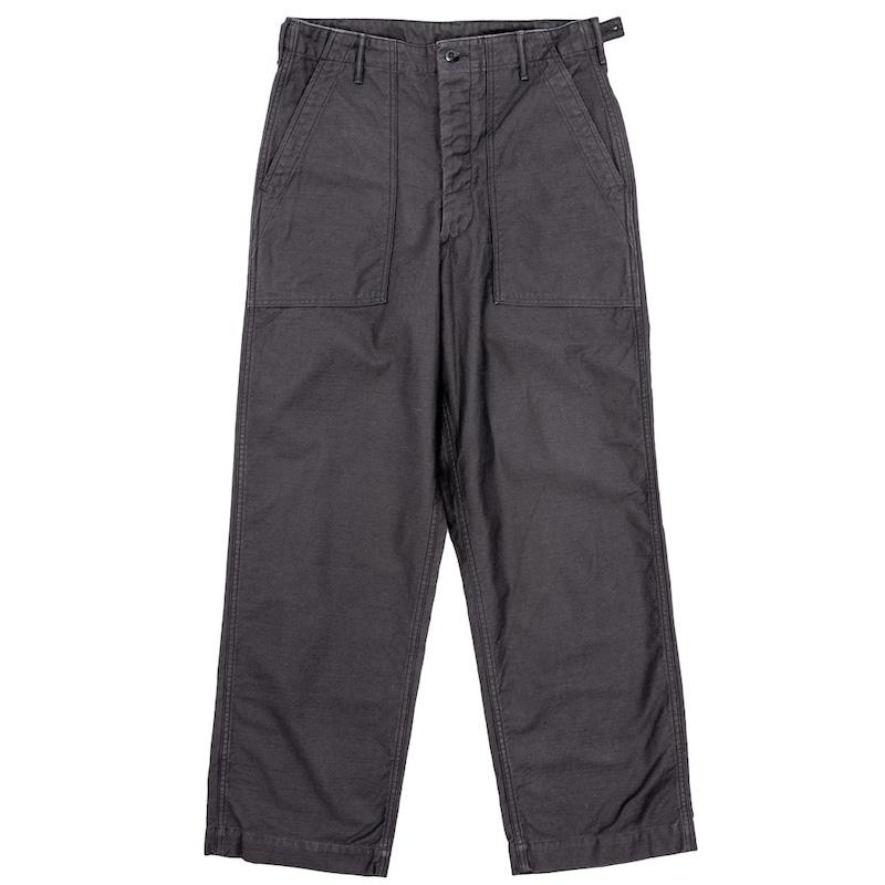 Baker Pants MIL-838-D Surfer Dyed Black