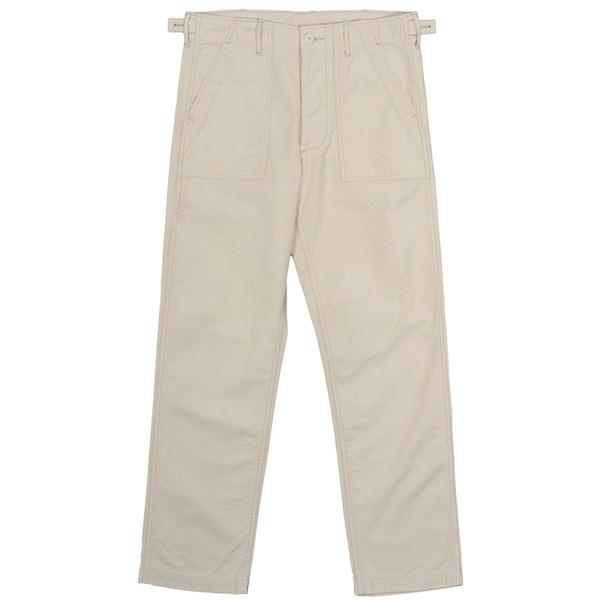 Baker Pants Slim Ecru