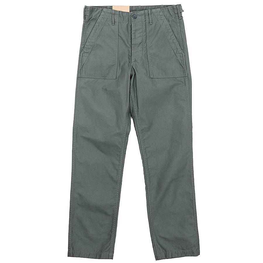 Baker Pants Slim Sage Green