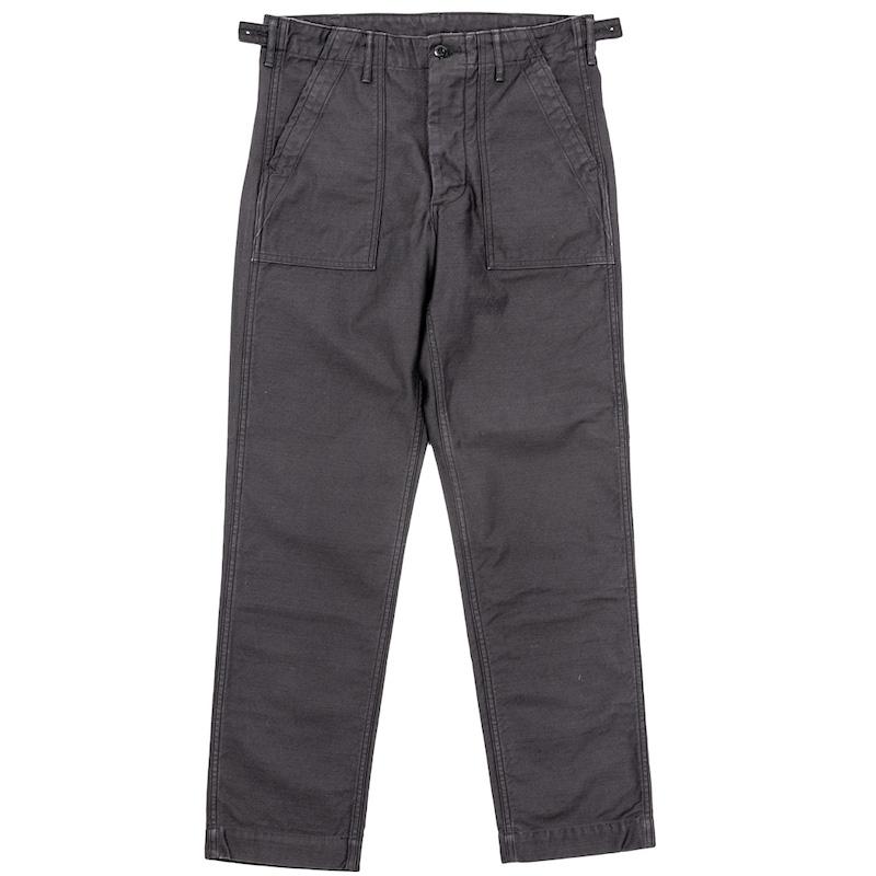 Baker Pants Slim Surfer Dyed Black