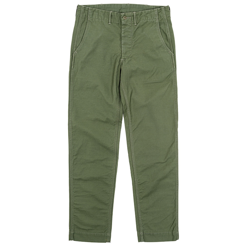 Baker Trousers OD
