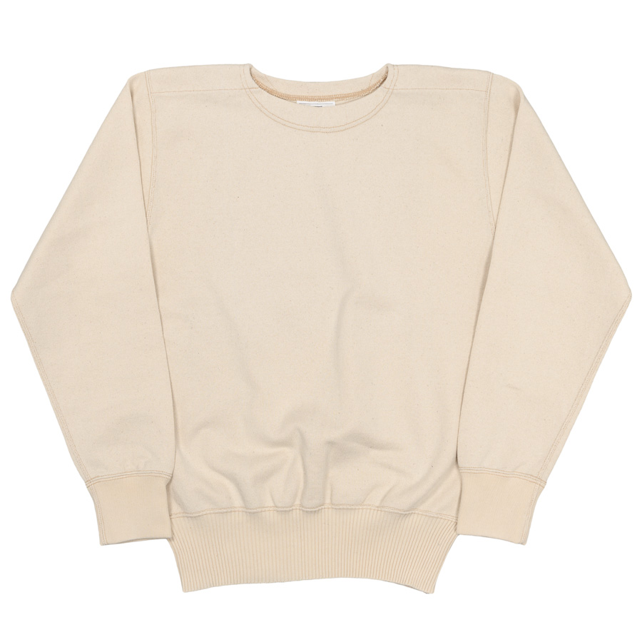 Boatneck Sweater White