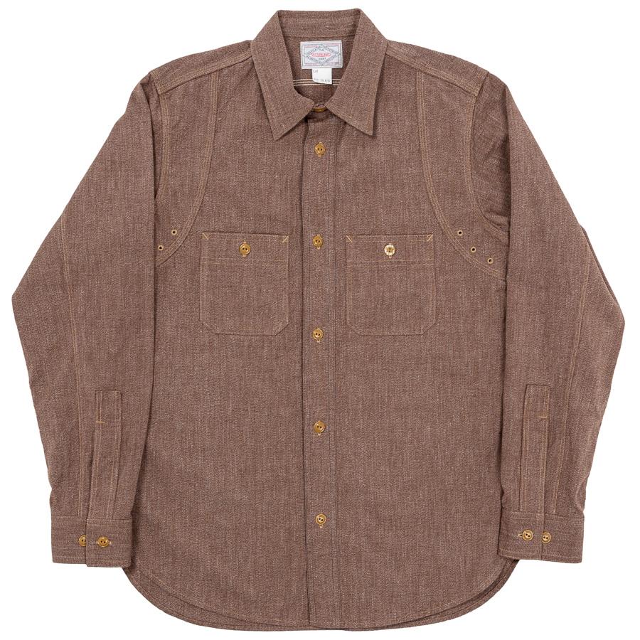 Champion Shirt Brown Covert