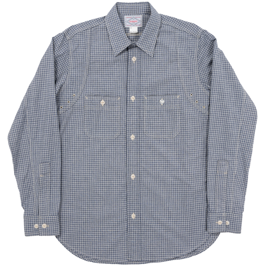 Champion Shirt Covert Check