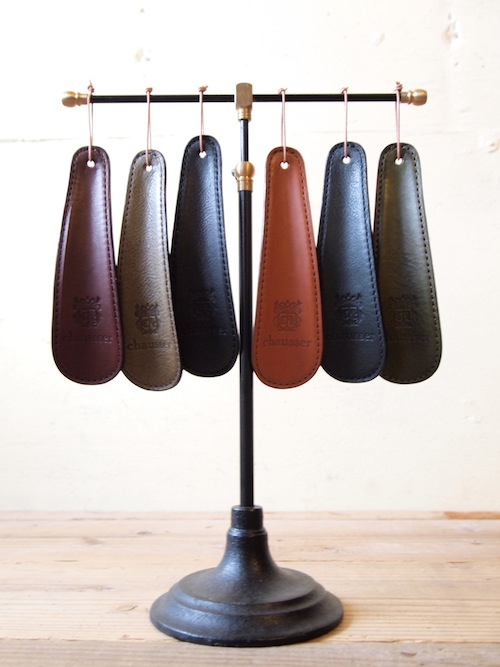 chausser Leather Shoehorn
