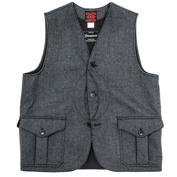 Cruiser Vest Dominx Double Cloth