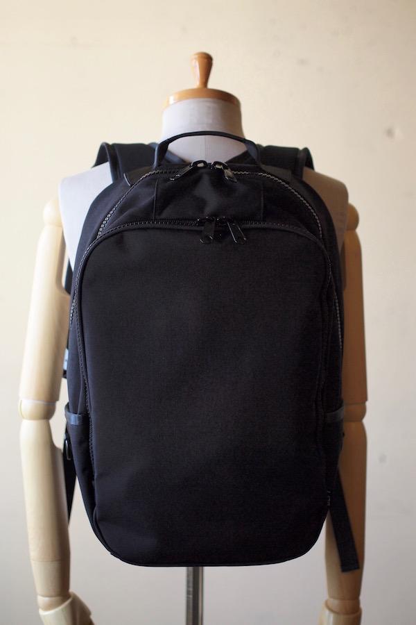 DEFY BAGS Bucktown Pack Cordura Black-1