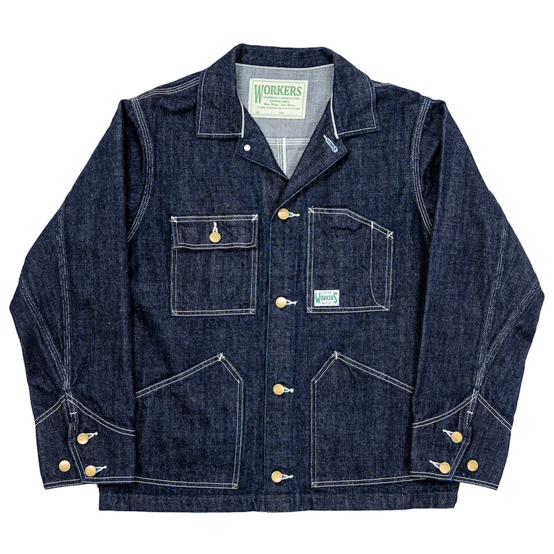 Engineer JKT Denim