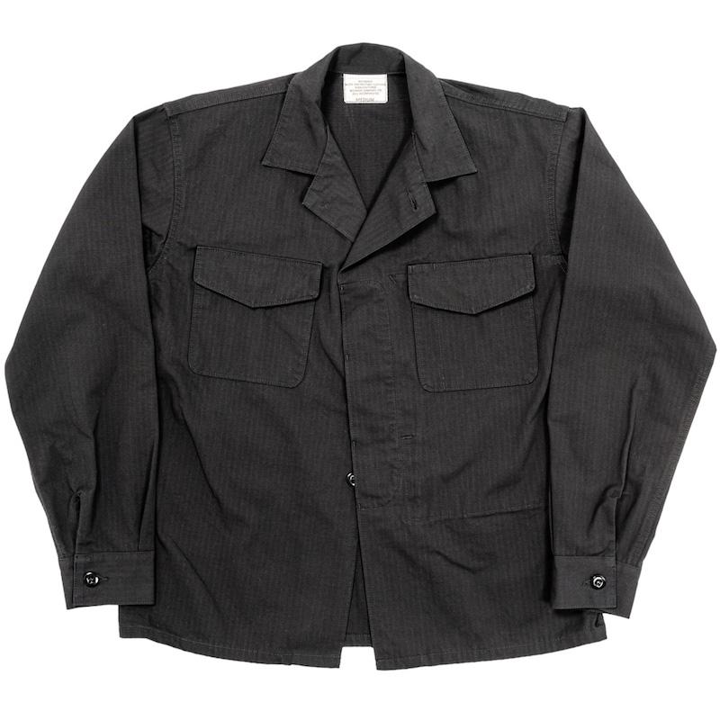 Fatigue Shirt Cotton Cordura Black