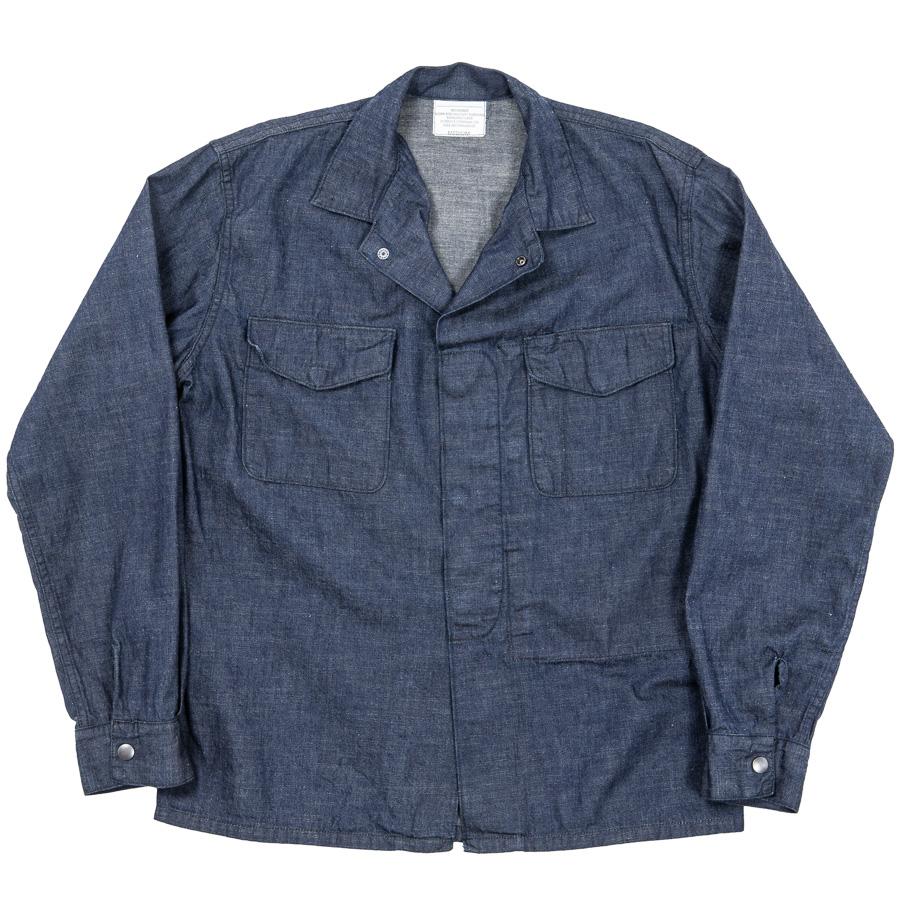 Fatigue Shirt Mod. Denim
