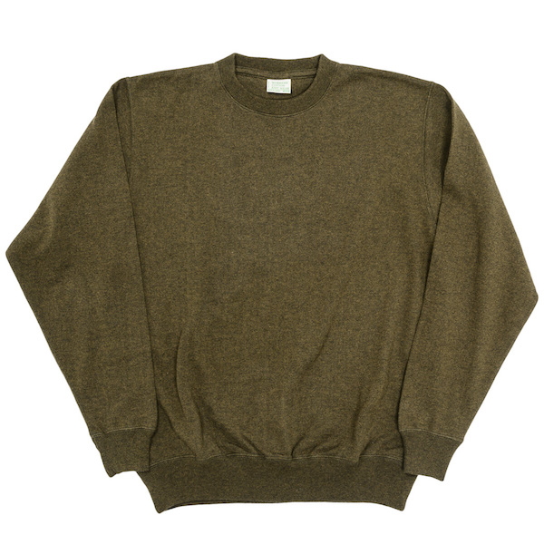 FC High Gauge Knit (2020) Crew Olive
