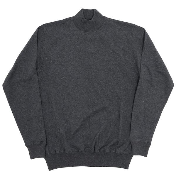 FC High Gauge Knit (2020) Mock Charcoal