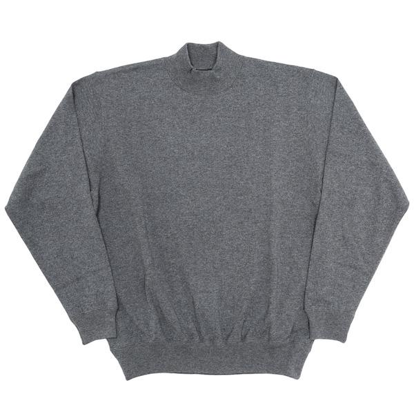 FC High Gauge Knit (2020) Mock Grey