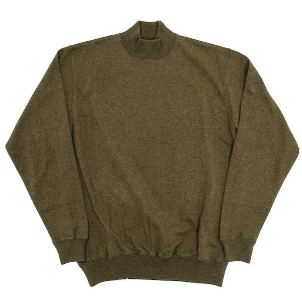 FC High Gauge Knit (2020) Mock Olive