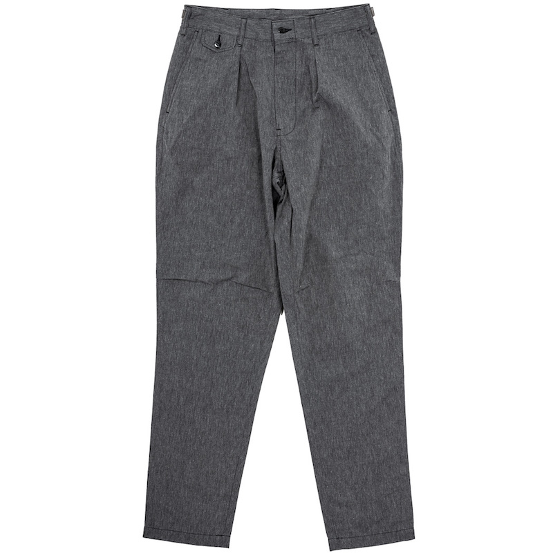 FWP Trousers(2021)Black Chambray