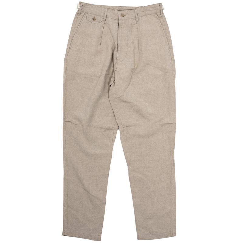FWP Trousers(2021)Ecru Linen