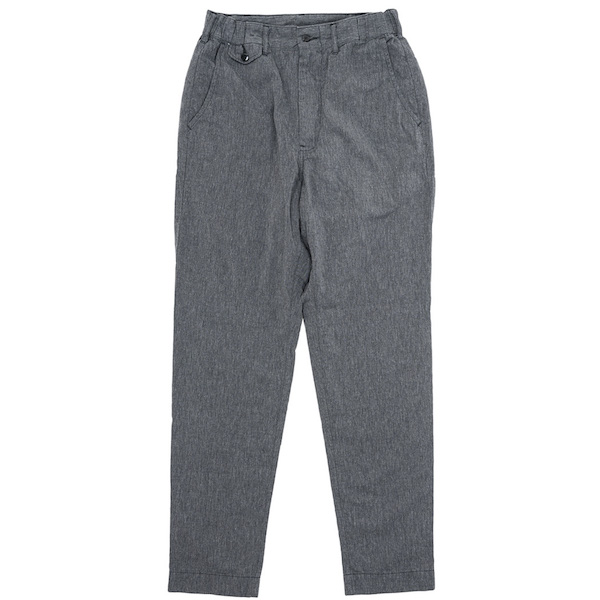 FWP Trousers Black Chambray-2020