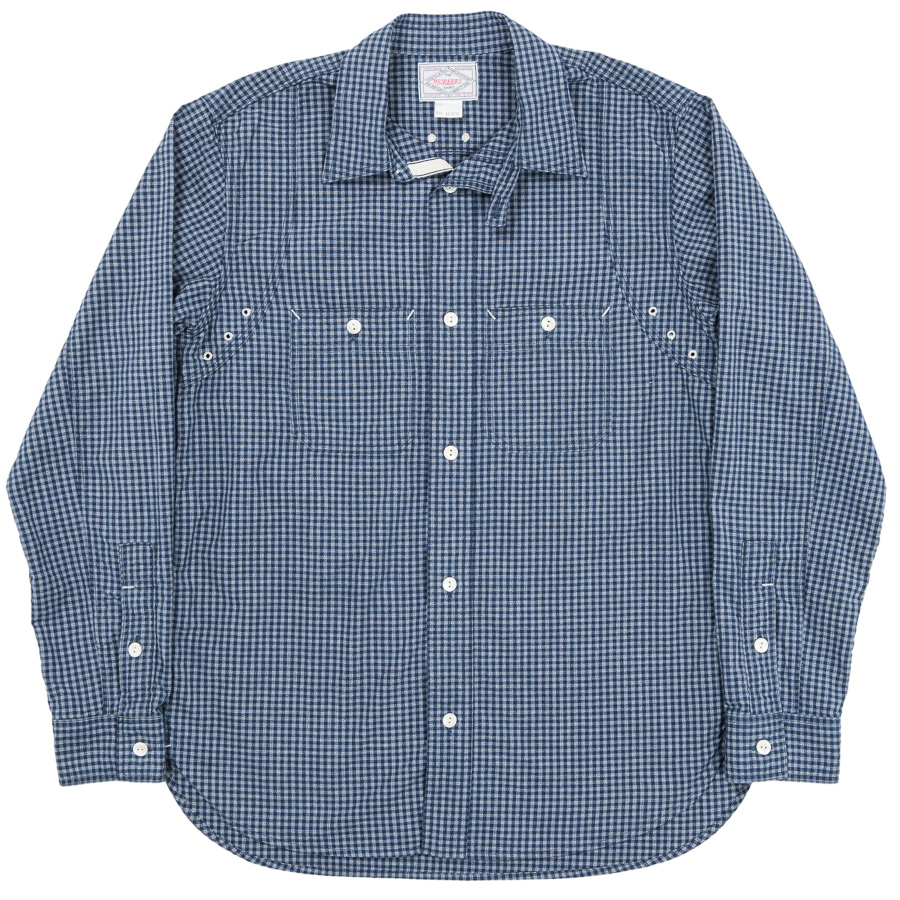 MFG Shirt Covert Check