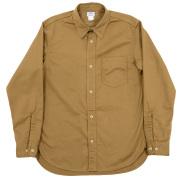 1-Pocket Work Shirt Khaki Twill