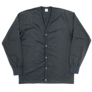 3-PLY Cardigan Black