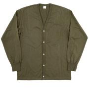 3-PLY Cardigan Khaki