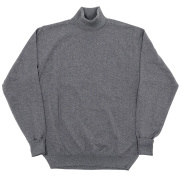 FC High Gauge Knit Turtle Grey