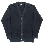 FC Knit Cardigan Black