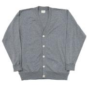 FC Knit Cardigan Grey