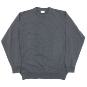 FC Knit Crew Charcoal