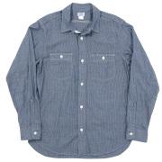 Lt. Work Shirt Stripe