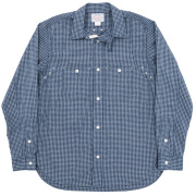 MFG Shirt Covert Check