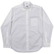 Modified BD Shirt BB-OX White